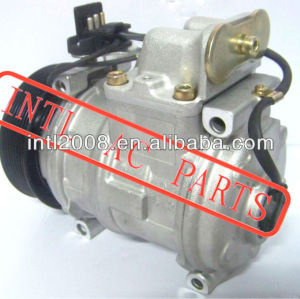 10PA17C 8PK Kompressor Compressor AC Auto Mercedes-Benz R129 600SL1992 1993 447100-2040 0002300111 0002300211 810827028