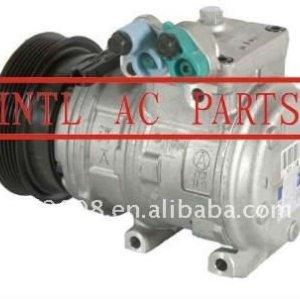 Ac compressor 6pk 10pa17c para kia carensii-2.0 crdi> 2002 oem#977012d600 9770107200 1605022900 0k2kb61450