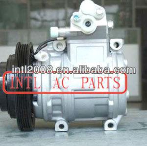 Denso 10pa15c 4pk polia auto ar condicionado ac um/c compressor jeep mitsubishi bomba( novo)