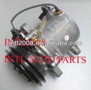 Ss72 1pk polia seiko seiki carro ar condicionado compressor ac suzuki erv 95200- 70c42 9520070c42 um/c bomba de ar condicionado compresor