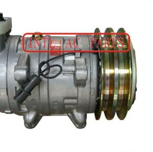 Ac compressor 2b dks16ch para nissan ônibus/alfa romeo/industrial ud caminhão oem#506211- 5900 2763000z04 2d00045010 506001-7110