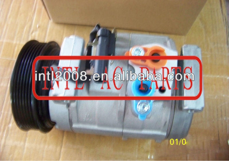 Denso 10S20C air Compressor for Jeep Cherokee Chrysler (Grand) Voyager 2.5CRD 2.8 CRD 05005420AA 05005420AF 5005420AD 5005420AE