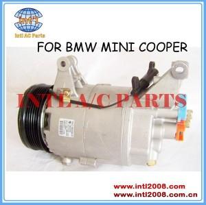 Cvc cs20066 compressor de ar condicionado para bmw mini cooper 1.6l 2002-2006 r50 r52 r53 64526918122 64521171310 11068lc co