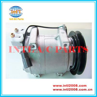 A / C Compressor Zexel DKS15D Hitachi escavadeira guindaste Grua / John Deere 4621589 506012-2330 5062119730 5060121680 506211-9290