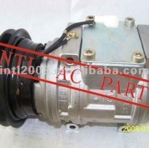Denso 10pa15c compressor toyota hilux 447171-2721 4471712721 88310-35730 8831035730 v polia