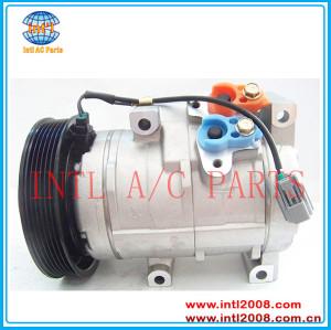 Denso 10s20c compressor para honda 2003-2008 v6 3.0/acura tl/odyssey/piloto/ridgeline 3.5l 38810-rdj-a01 38810-rgl-a01 10736c co