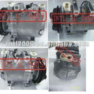 Compressor ac para isuzu d-max commonrail 2005-2008 oem# 8980839230 a4201184a02001