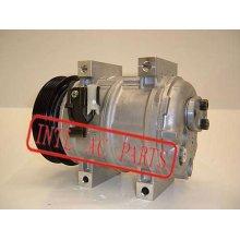 Compressor dks15ch-pv6 para volvo c70 s40 s70 v70 oem#30612681 30613839 506011-8834
