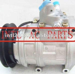 Denso 10pa17c 88320-60580 8832060580 ac auto compressor do ar condicionado para toyota land cruiser lexus lx450 toyota 4 runner
