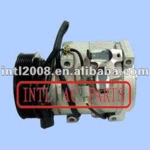 10s17c- pv7- pajero v73 compressor ac peça de reposição novo oem#mr568288 mr500877