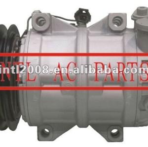 Ac compressor dks17ch pick up nissan nissan navara 3v97045010 92600vk500 92600vk510 506012-0340 92600-vk500 92600-vk510