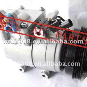 Hs15 compressor para hyundai coupe 1.6 2000- hyundai matrix 01-06 oem#97701- 2c000 97701- 2d000 977012c000