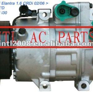 Um carro/c compressor vs16 elantra hyundai verna i30 i20/kia ceed 97701- 2h200 97701- 2h202 97701- 2h240 f500-an6ca-05 tsp0155935