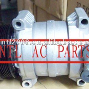 8-01135-621-0 8-01136-521-0 8011356210 8011365210 ht16 ar compressor ac para 1996-2007 chevrolet gmc isuzu oldsmobile