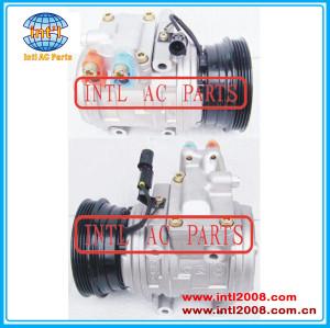 10pa15c( repl: hs- 15) 977012f100 977012d700 977012f110 auto compressor da ca para 04-10 hyundai tucson sportage kia spectra spectra5