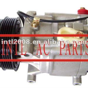 Air compressor ac scsb06 scsb06c fiat uno fogo/punto 1.4 panda punto stilo lancia 46782669 51747318 71785268 71721833 dcp09004