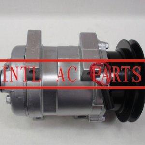 Ac compressor sd508 para 2003-2008 kia pregio mini-autocarro 0k72b - 61450 71-6200184 pk72b61450e pode substituição para 770002 e gm v7