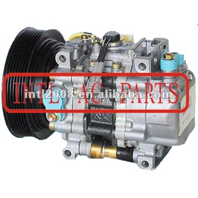 Denso tv12sc/tv14sc compressor ac para alfa romeo 145/146/155/gtv/aranha lancia dedra 46405414 60611537 442500-2070 442500-4012