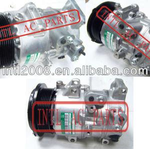 Ac compressor de ar PV7 Denso 6SEU16C para Toyota Hiace 2.7i 16 V Van / ônibus 88310-2F030 883102F030