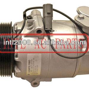 Cvc air ac compressor para Honda CIVIC 1.7 CTDI 01-06 03122161511 8972878761 8972878762 38800-PLZ-D00 38810PEL006 03122161511