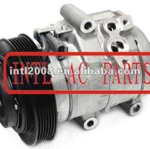 Denso 10s17c auto compressor da ca 2004-2011 chevrolet colorado gmc canyon hummer h3 h3t isuzu i-350 i-370 447220-4892 4472204892