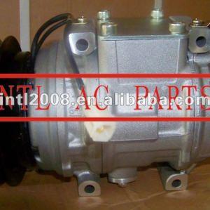 10pa15vc/10pa15vl compressor ac 1991-1998 mitsubishi pajero nh nj 1a polia p447200-0530 447200-0532 447200-0534 447200-0537