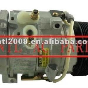 Compressor 10S17C para Hiace KDH 05 - / Toyota Hiace 04-10 / Land Cruiser 96-09 88320-6A081 447260-6250 88230-35670