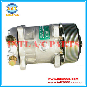 Sanden 5H14 508 SD5H14 SD508 CO 4508C SD5H14 4508 6656 7511578 UNIVERSAL AUTO air conditioning ac compressor 10pk pulley