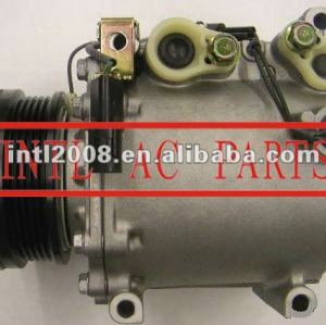 China factory MSC090 1998-2005 Mitsubishi Lancer/ Eclipse / Galant/ Mirage EVOLUTION ac Compressor AKH200A203A AKH200A203B MN185571 MR216054