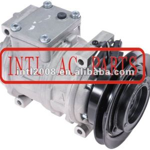 Denso 10pa17c conocorde chrysler intrepid lhs 300m dodge intrepid v6 auto compressor da ca 1998-2004 1pk 447100-2430 4596148