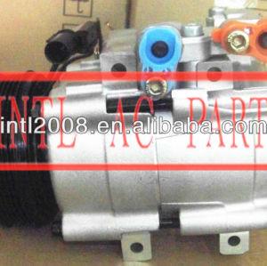 Hs-18 hs18 carro compressor ac para kia sorento 2.5 crdi 2002-2009 97701- 3e350 97701 3e350 977013e350