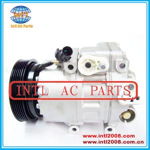 Vs-18/vs18 97701- 1u100 977011u100 auto ar condicionado compressor ac 2010-2011 para hyundai santa fe/2011 kia sorento
