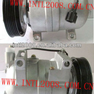 Calsonic dkv14c pv6 ac um/compressor ac para nissan frontier xterra v6 3.3 01-04 926005s700 92600- 5s700 4s não. 67454 68454