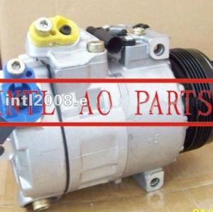 AC Compressor 7SBU16C for BMW E39 / E46 95-06 64526914370 64528362414 64526901018 64526916232 64526936883 447100-7470 4471707690