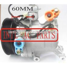 Sv07c ar auto compressor da ca daihatsu terios justy subaru toyota passo 6pk 447260-5820 447280-3150 88320-b1020 4472803150