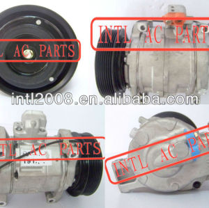 Denso 10sr15c ar compressor ac para honda accord 2.4l 2008-2012 38810-r40-a01 38810r40a01 compressor de ar condicionado