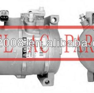 Pv6& denso embreagem 10s17c compressor ac jeep liberty ( kj ) 2.5 2.8 crd 2001 - 55037467ab 447220-3972 55037467aa 55037467a