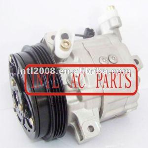 Zexel dkv14g ar auto ac compressor subaru baja 2.5l 4pk pv4 73111-sa001 73111sa001 506021-6432 506021-6433 506221-4510