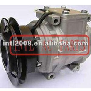10pa15c denso carro compressor ac para toyota hilux/toyota land cruiser, toyota townace mitsubishi pajero dyna bomba 447300 1170-