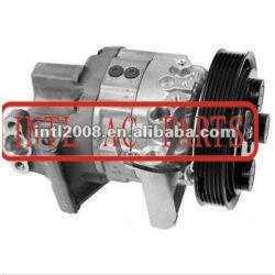 DKV11G Compressor with clutch Nissan Sentra 180 2000-2006 2001 01 02 2003 03 2005 05 926004Z003 92600-4Z003 4S 67460 68452