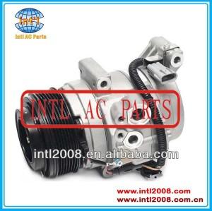 88320-04060 8832004060 co 10835zi 051140043 01140202 delphi sp15 sp-15 auto ac um/c compressor de ar condicionado para a toyota tacoma