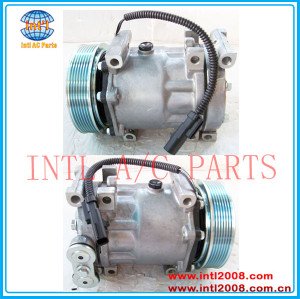 SD7H15 a/c compressor Dodge Dakota/Durango /Ram 1500 2500 3500 Pickup 3.9/5.2/5.9 1994-2002 China factory 55036799AB 55055540AC 55055540AE