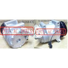 Um dks15d/compressor ac para volvo c30 c70 s40 v40 v50 2004- 36000570 36001118 8602925 506012-2163 30761390 3m5h19d629ml 1476878