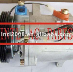 Ac compressor seiko seiki ss72dlg1 benz mb um - classe w168& smart ciry - coupe cabrio pv3 polia 1602300111 a1602300011 a1602300111