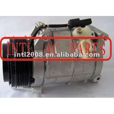 Denso 10s20c ac compressor de ar para 2004-2009 cadillac srx 3.6l 89025025 19130463 10368632 447220-5373 15240059,25821956