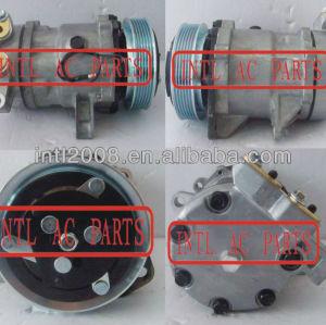 Sd7h15 4852 4335 2002-2005 jeep liberty ac compressor com a embreagem pv6/polia 5503 7466ac 5503 7466ae 55037466ae 55037466 5503746