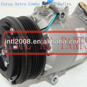 China supplier A/C Compressor CVC Opel Corsa Astra Combo Meriva Zafira 9132918 13197255 1854146 93176876 1139046 24464151