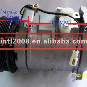 Denso 10S17C ac compressor de ar do carro para Honda Accord 2.4L 03-08 471-1538 4711538 CO 28003 G Kompressor / klimakompressor