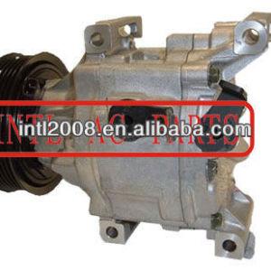 Scsa06c compressor 2003-2005 toyota echo 1.5l oem#88320 - 52170 88310-52351 88320-52400 mazda rx 8 compressor