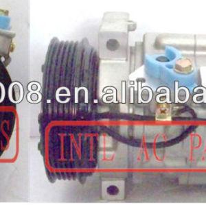 Denso 10s11c carro compressor ac para chevrolet tracker/suzuki vitara estima 95200- 67d00 95200- 70cf0 447220-3110 95200- 70dcf0